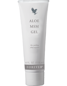 Aloe MSM Gel - yourbodybase