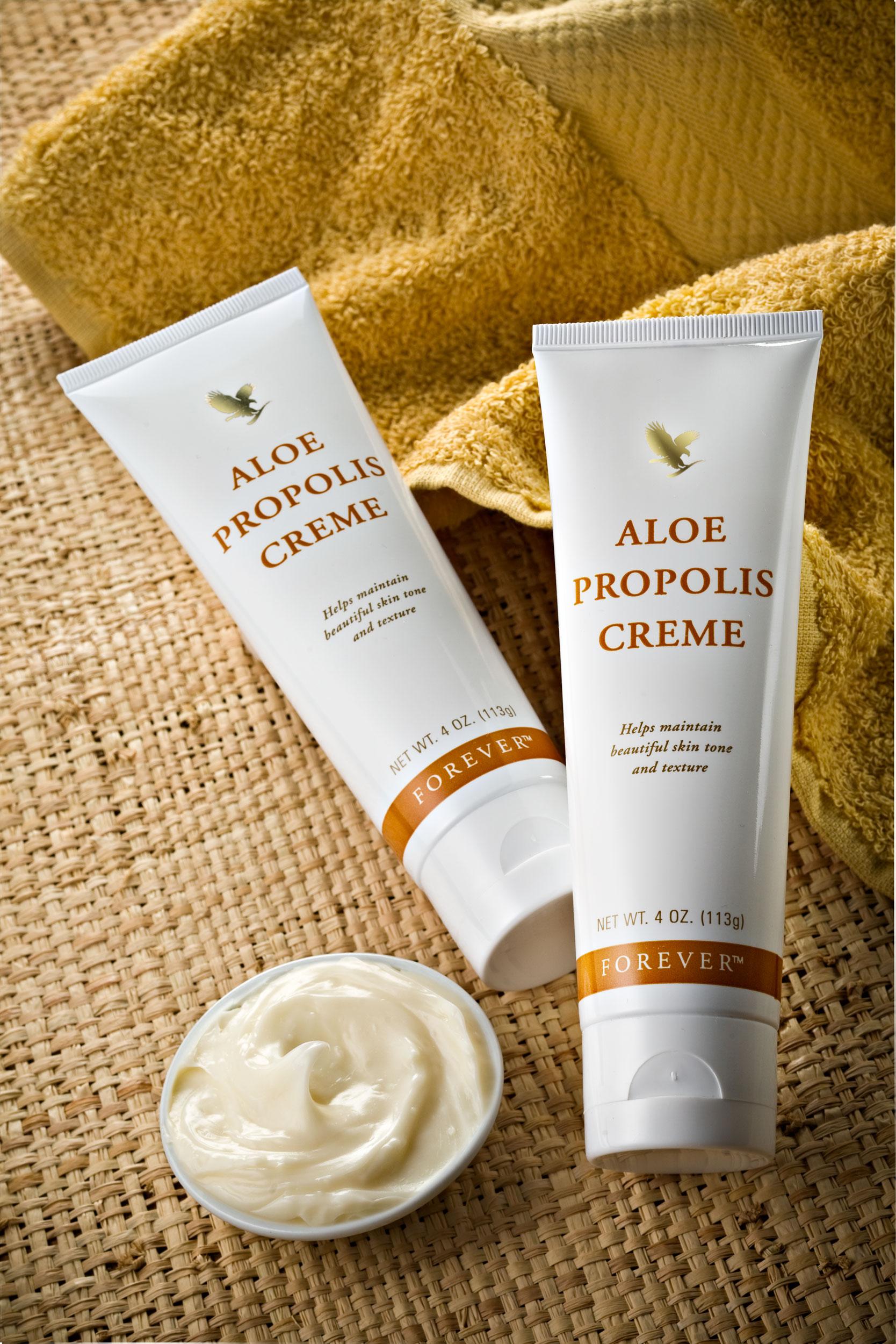 Aloe Vera Propolis Creme - yourbodybase
