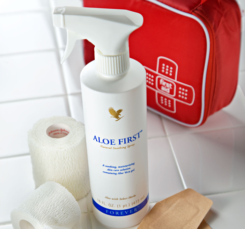 Forever Aloe Firts - yourbodybase