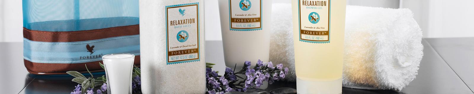 Forever Produkte zum Entspannen - yourbodybase