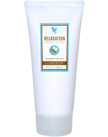Forever Relaxation Massage Lotion - yourbodybase