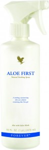 Forever Aloe First Spray - yourbodybase