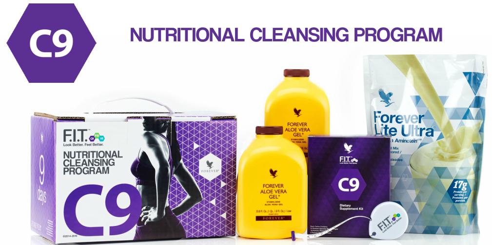 Clean9 Reinigungsprogramm - yourbodybase