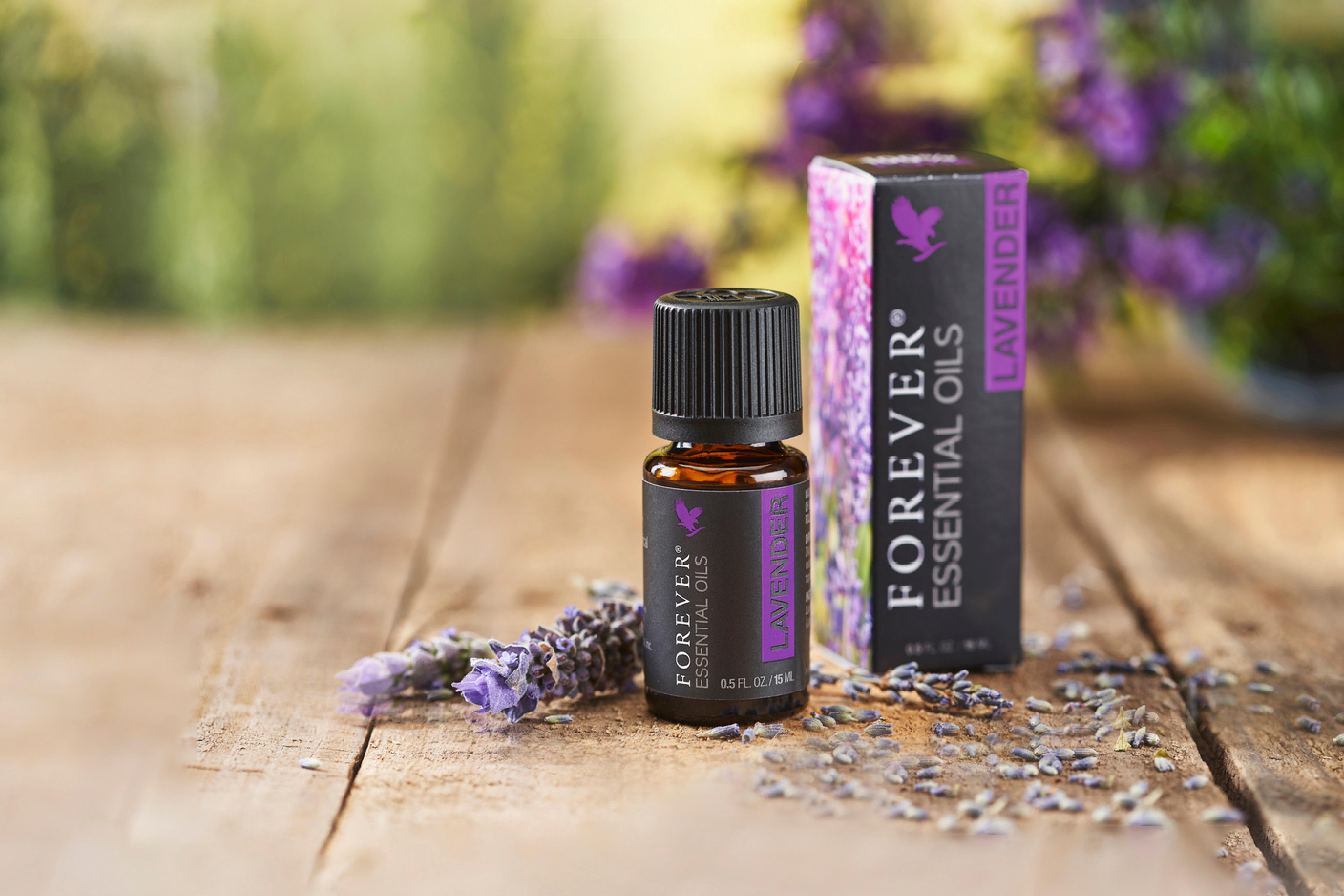 Forever Essential Oils Lavender_Aromatherapie